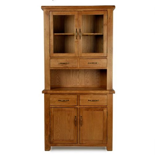 Bradley Oak Small Dresser